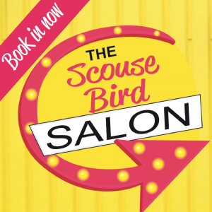 Book in now scouse bird salon