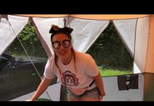 SBTV: Cribs Glamping Edition - Welcome to my tent